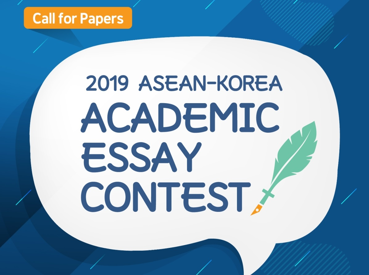 ASEAN-Korea Academic Essay Contest 2019 To Win The Trip To Korea
