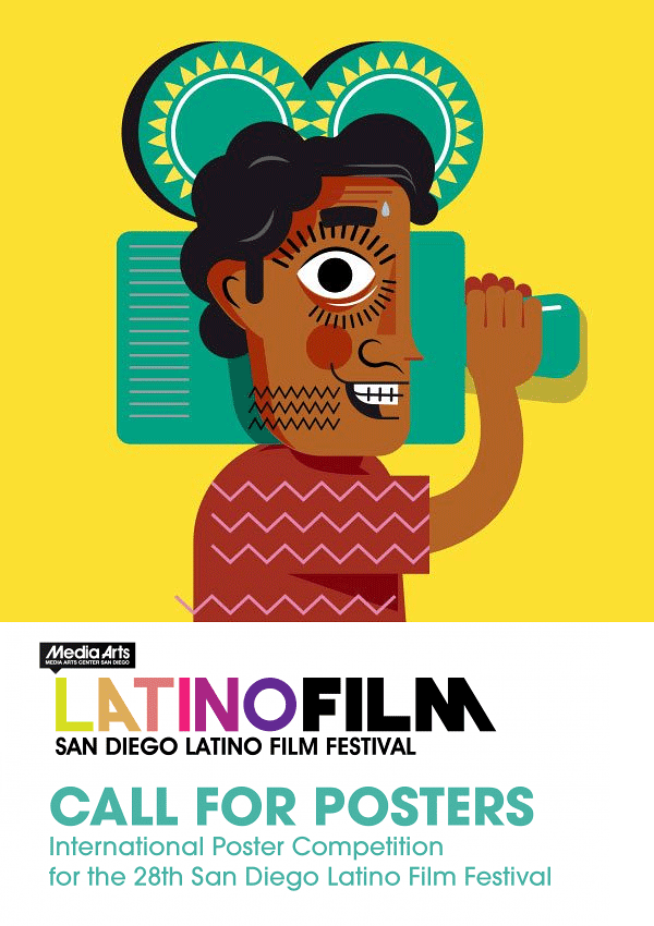 28th San Diego Latino Film Festival International Poster Competition