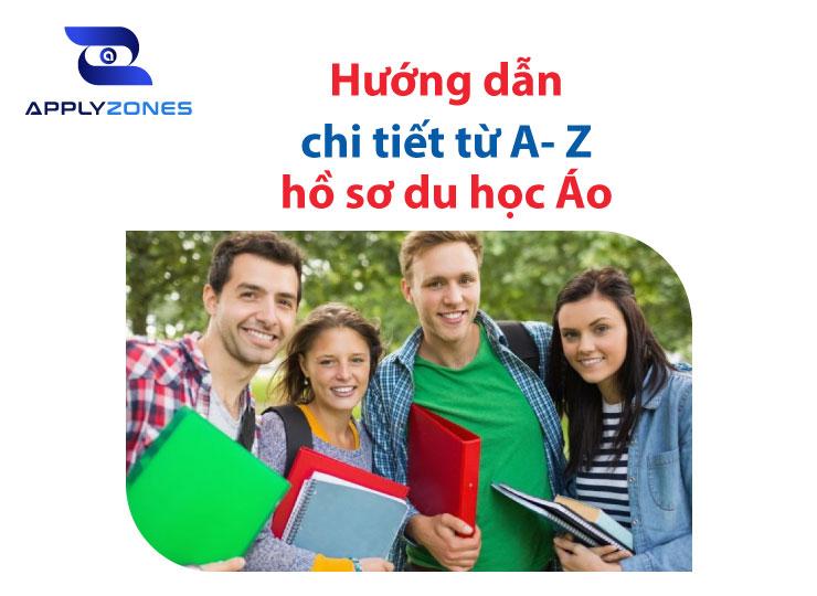 Hướng dẫn từ A - Z làm hồ sơ du học Áo