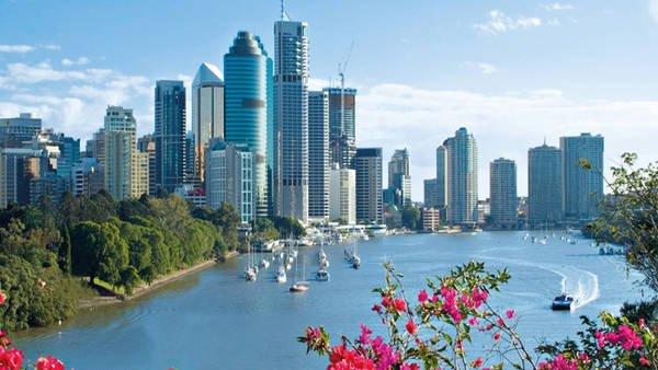 Brisbane is the capital city of Queensland