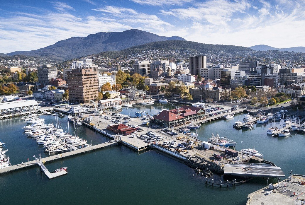 Immigrating to Tasmania is a good suggestion that you cannot miss