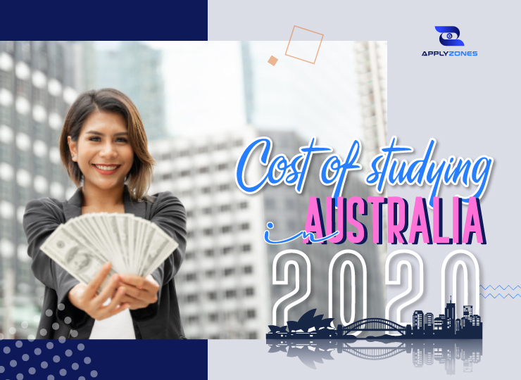 The cost of studying in Australia is appropriate for the financial capacity of students