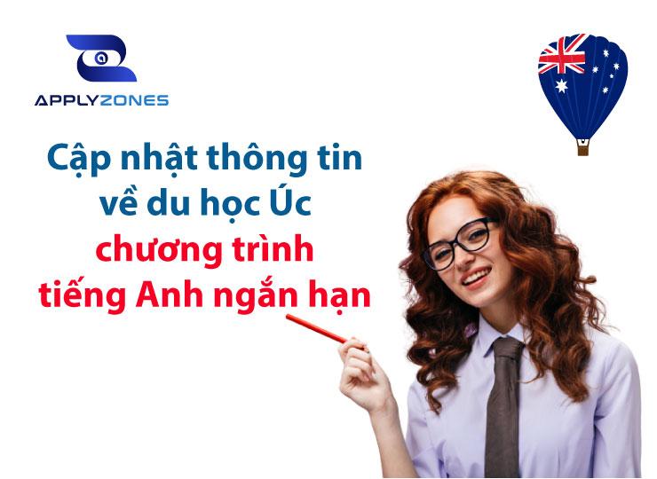 Du học Úc chương trình tiếng anh ngắn hạn