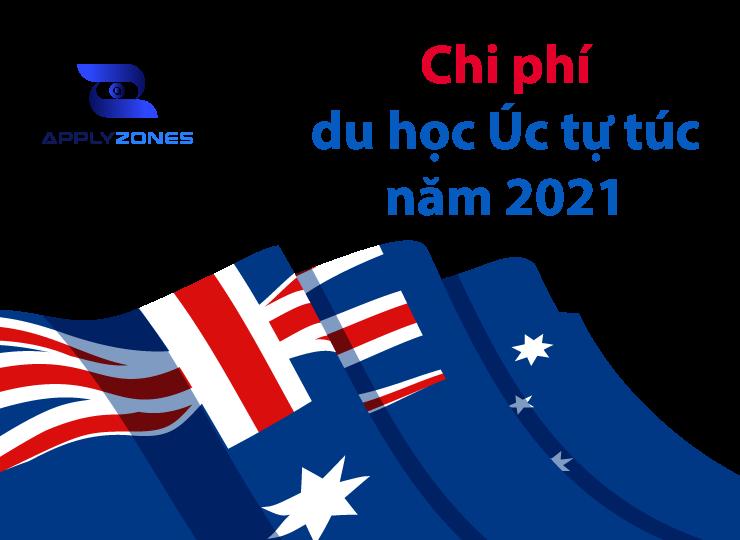 Chi phí du học Úc tự túc