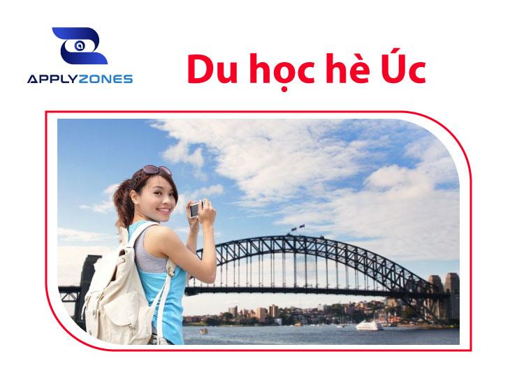 Du học hè Úc - chương trình học tích lũy kiến thức và vốn sống