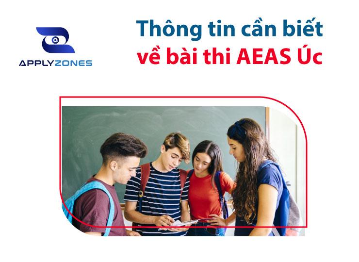 Thông tin cần biết về bài thi AEAS Úc