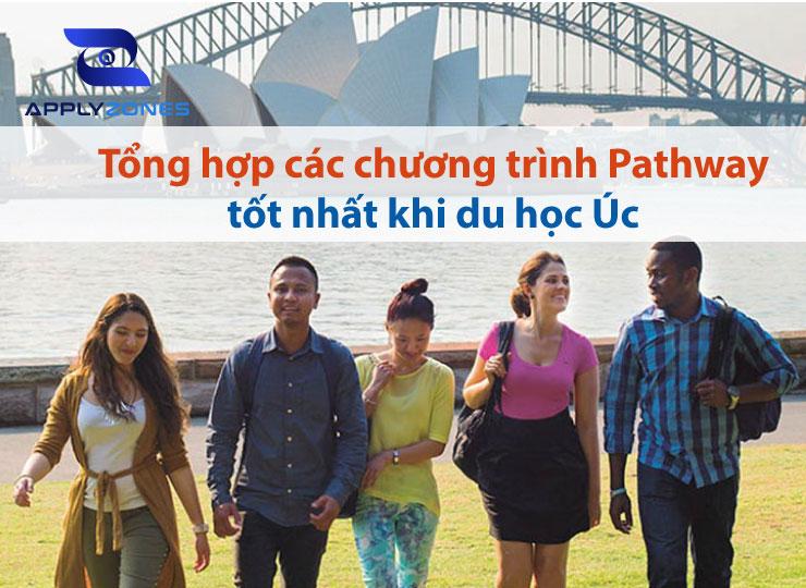 Các chương trình Pathway du học Úc tốt nhất
