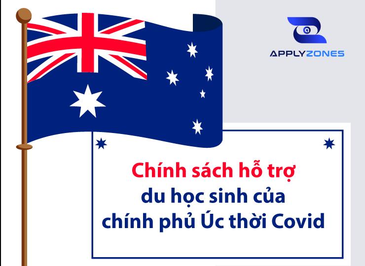 Chính sách hỗ trợ của chính phủ Úc dành cho du học sinh thời Covid