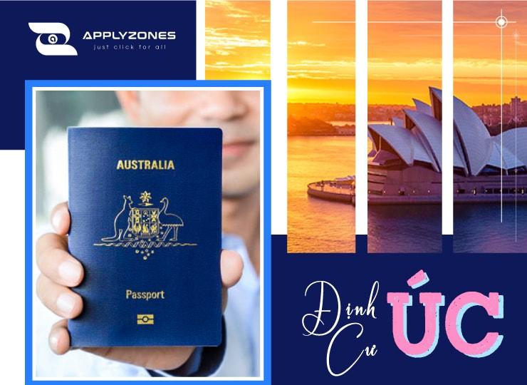 Điều kiện định cư Úc ứng với mỗi diện khác nhau