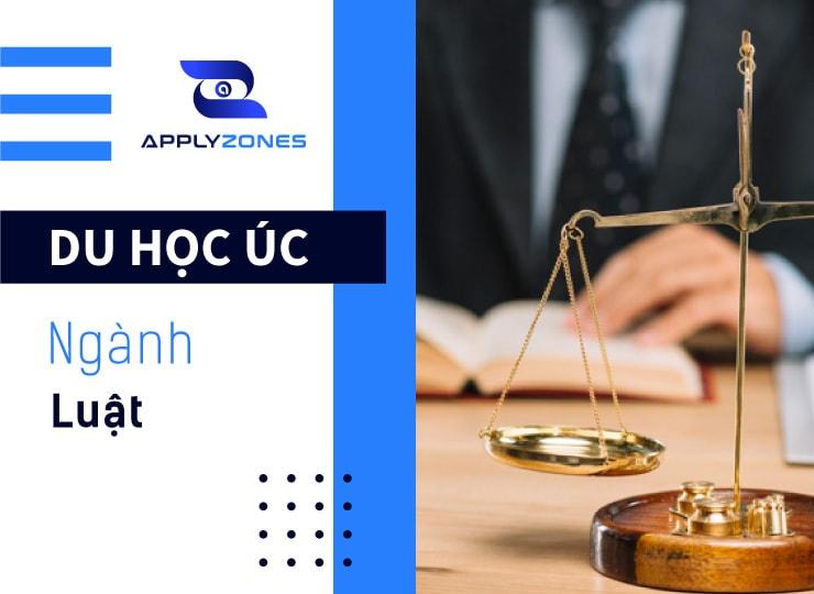 Du học Úc ngành luật