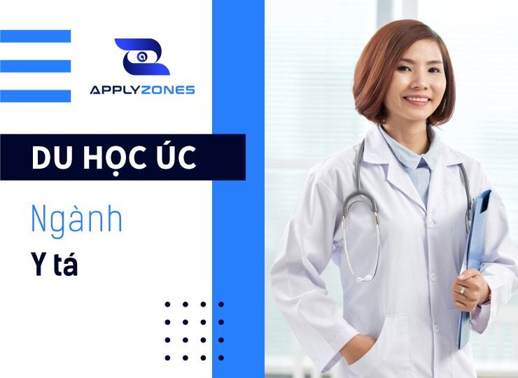 Du học Úc ngành y tá