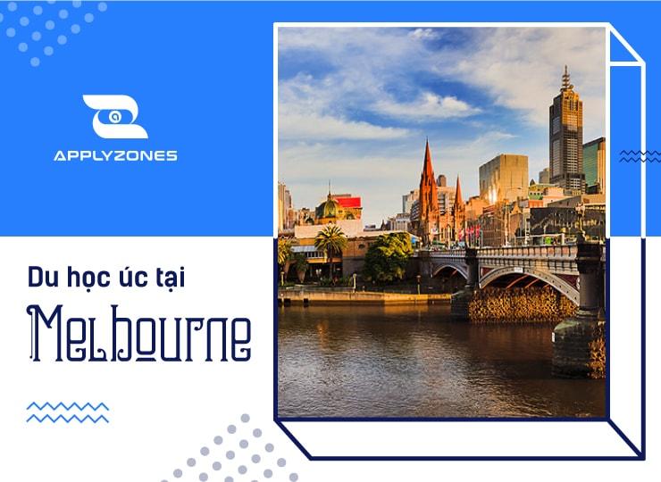 Du học Úc tại Melbourne
