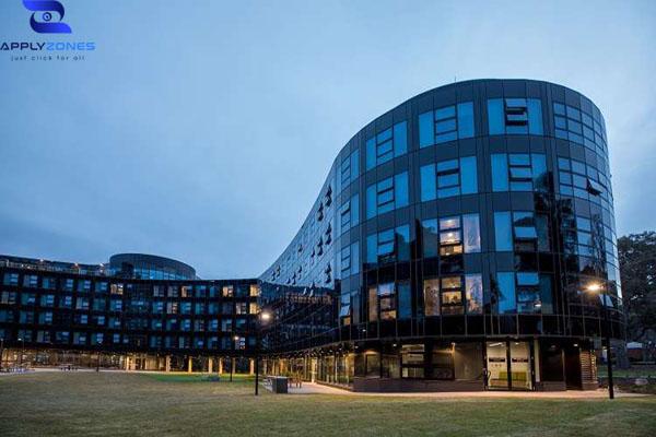 Học bổng đại học quốc gia Úc