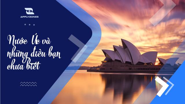 Nước Úc và những điều mà bạn chưa biết