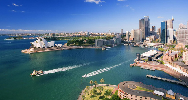 Australia is one of the paradises for international students