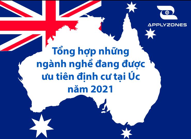 Những ngành nghề ưu tiên định cư tại Úc