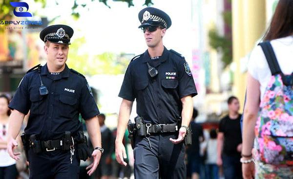 Trách nhiệm chính cảnh sát Úc là bảo vệ người dân