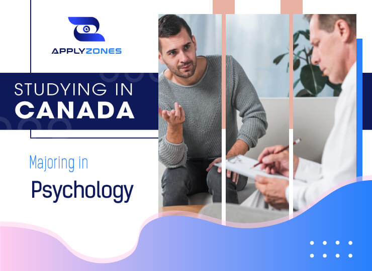 It is nessesary to make a plan of studying Psychology in Canada