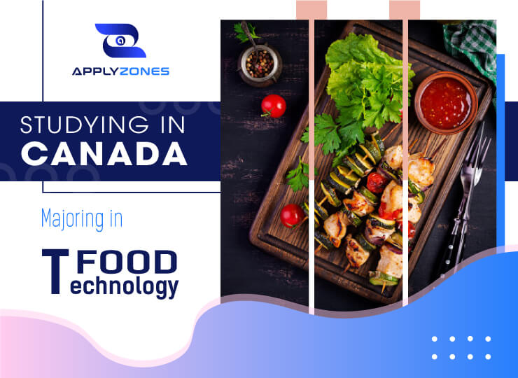 Top 10 hot schools for studying food technology in Canada