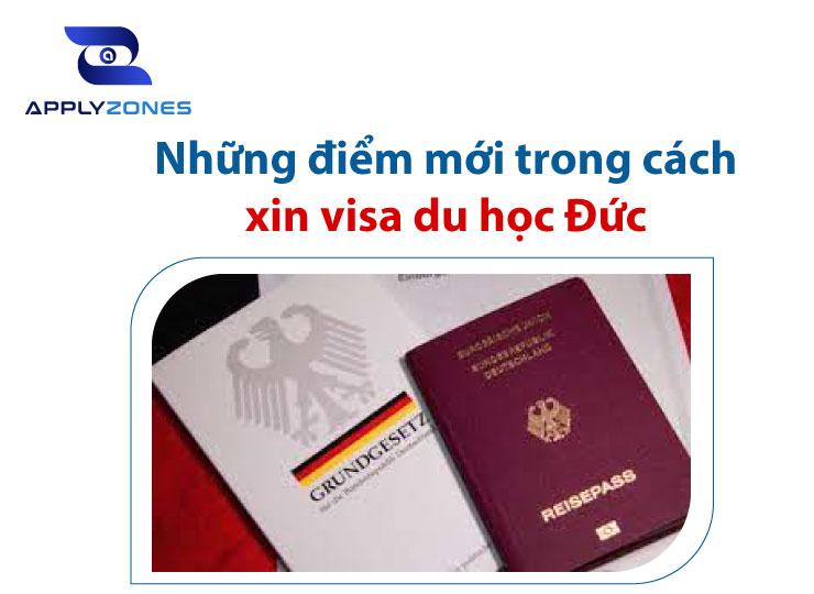 Thông tin cập nhật về Visa du học Đức