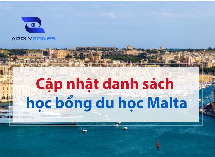 Học bổng du học Malta