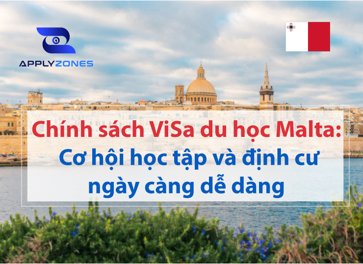 Visa du học Malta