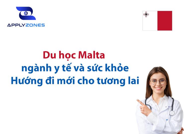 Du học Malta ngành y tế sức khỏe