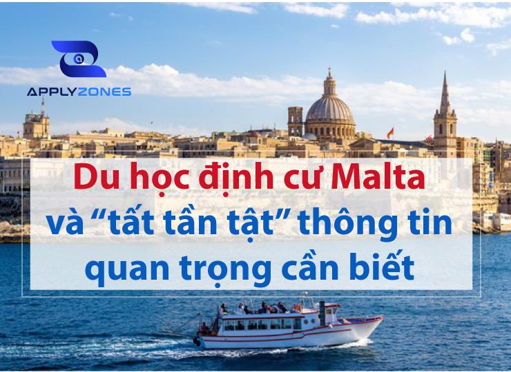 Du học Malta với cơ hội định cư tại Châu Âu