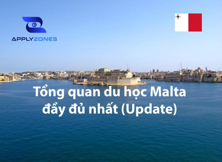 Tổng quan du học Malta mới nhất năm 2021