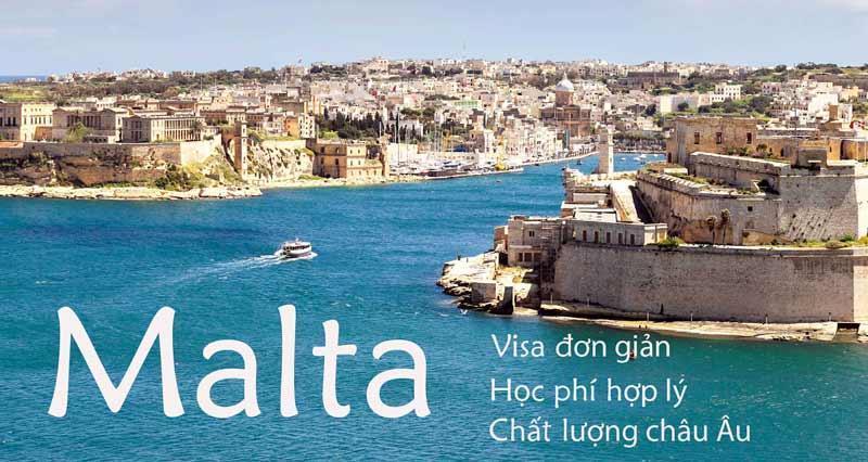 Visa du học Malta với những chính sách mới phù hợp cho việc định cư