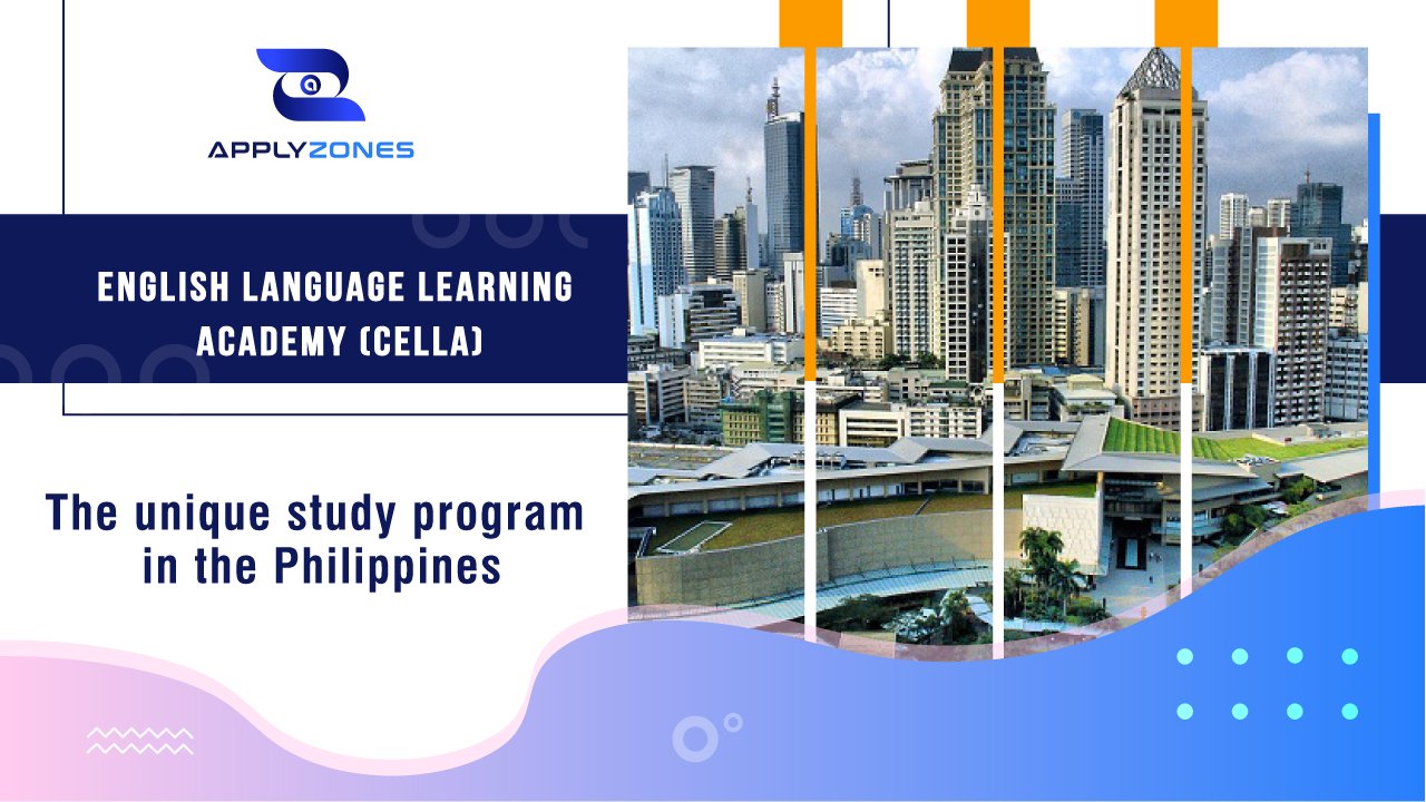 English Language Learning Academy (CELLA) - The unique study program in the Philippines