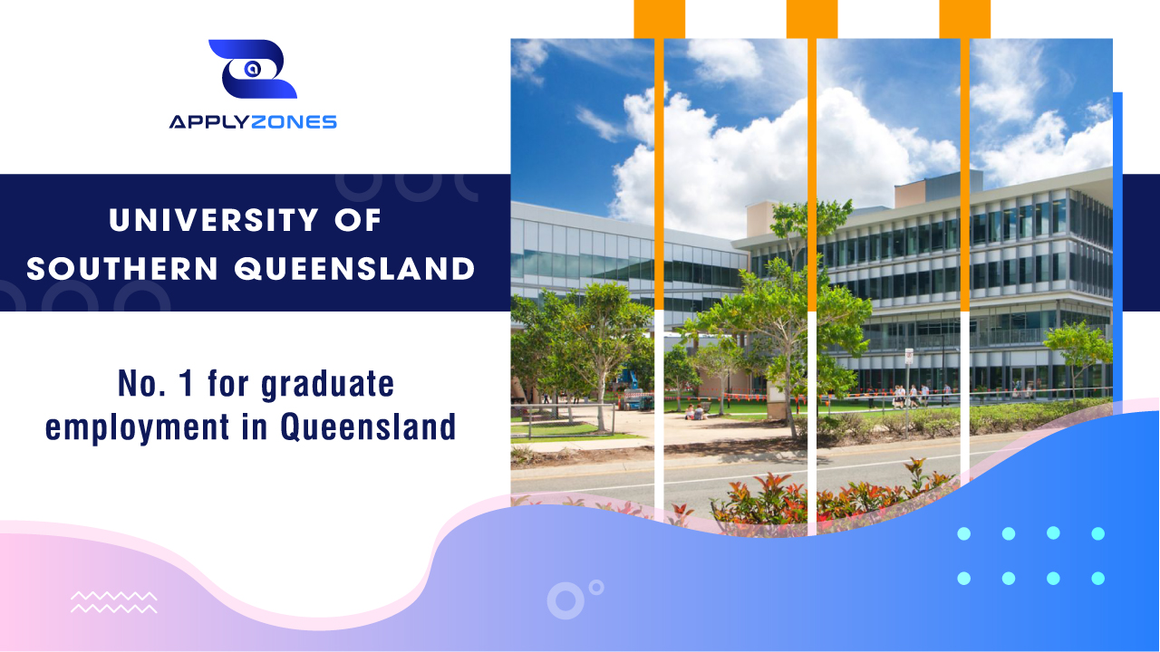 University of Southern Queensland - No. 1 for graduate employment in Queensland