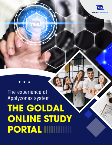 the experience of Applyzones system - the global online study portal